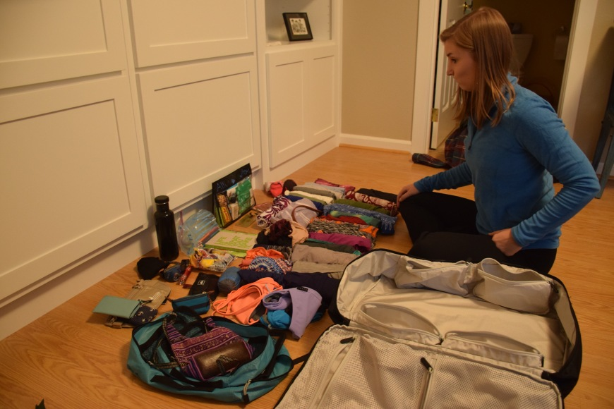 Carry-On pack arrives and you wonder how on earth to make everything fit