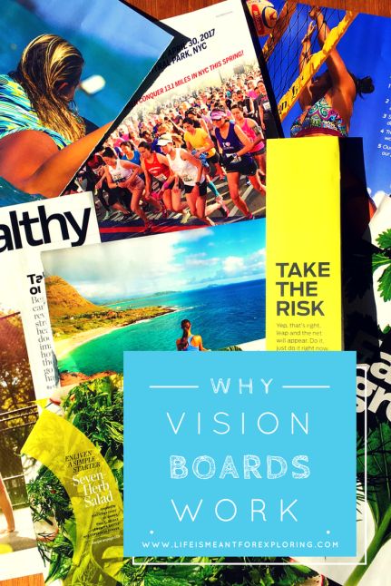 why vision boards work