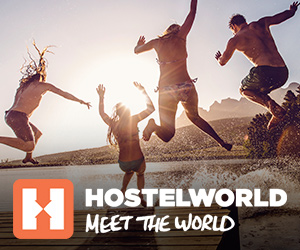 Book Your Next Stay On Hostelworld and Help Support Life Is Meant For Exploring