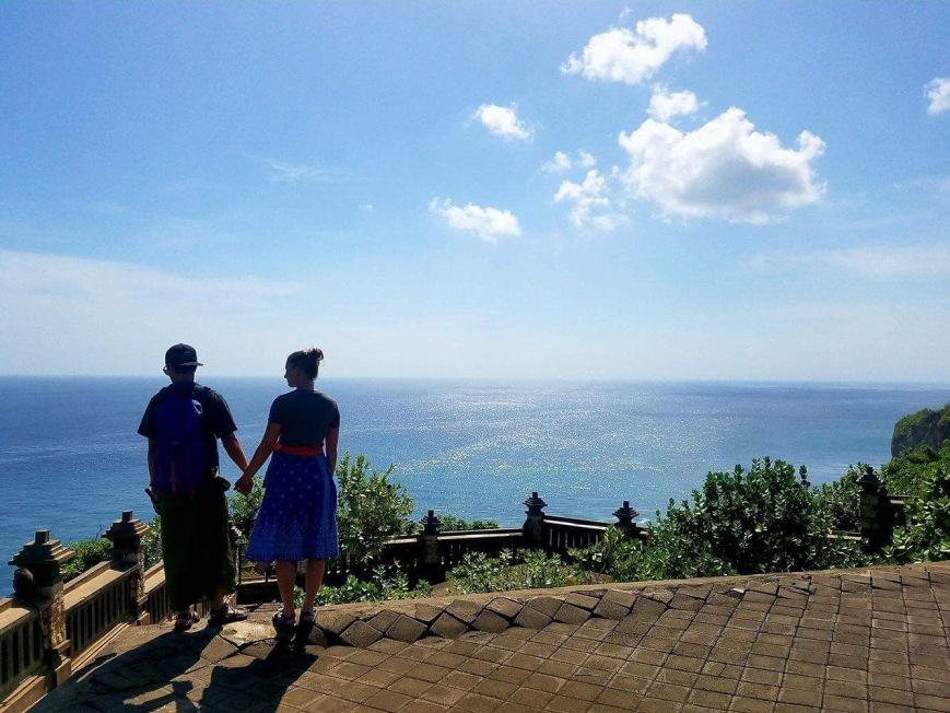 Us At Uluwatu