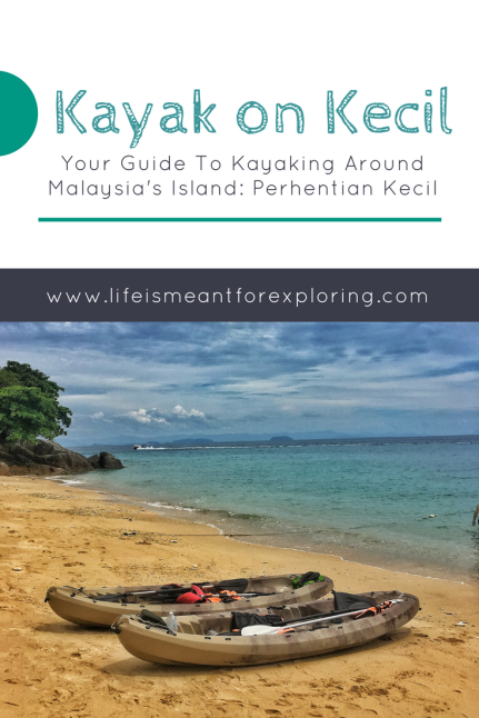 Kayaking not only gives you a great workout but it enables you to see this amazing island from new vantage points and ups your exploring game!