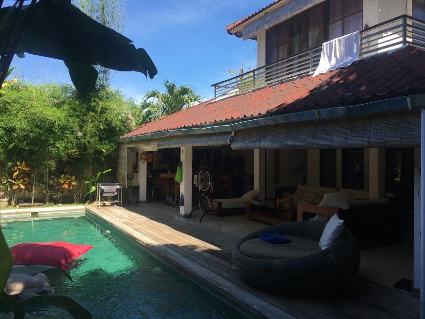 Airbnb in Seminyak, Bali