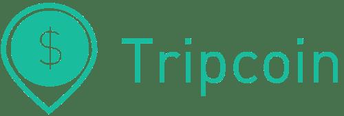 Logo For Travel Budget App Tripcoin