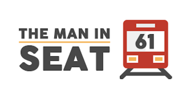 The man in seat 61 logo on free resources page