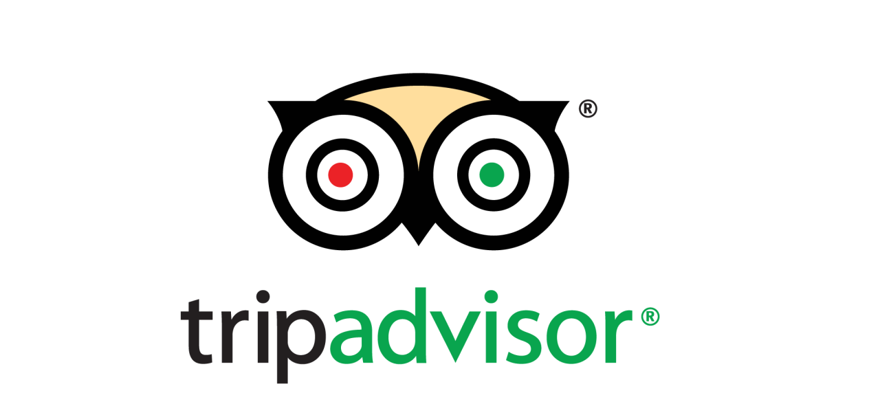 Logo for tripadvisor on free resources page