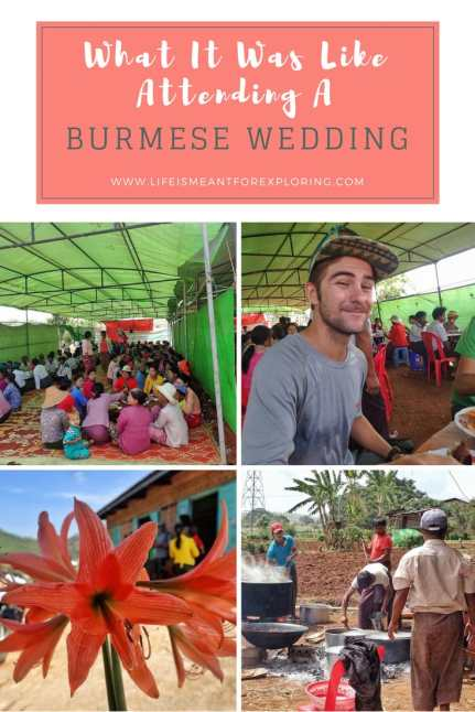 Burmese Wedding (1)