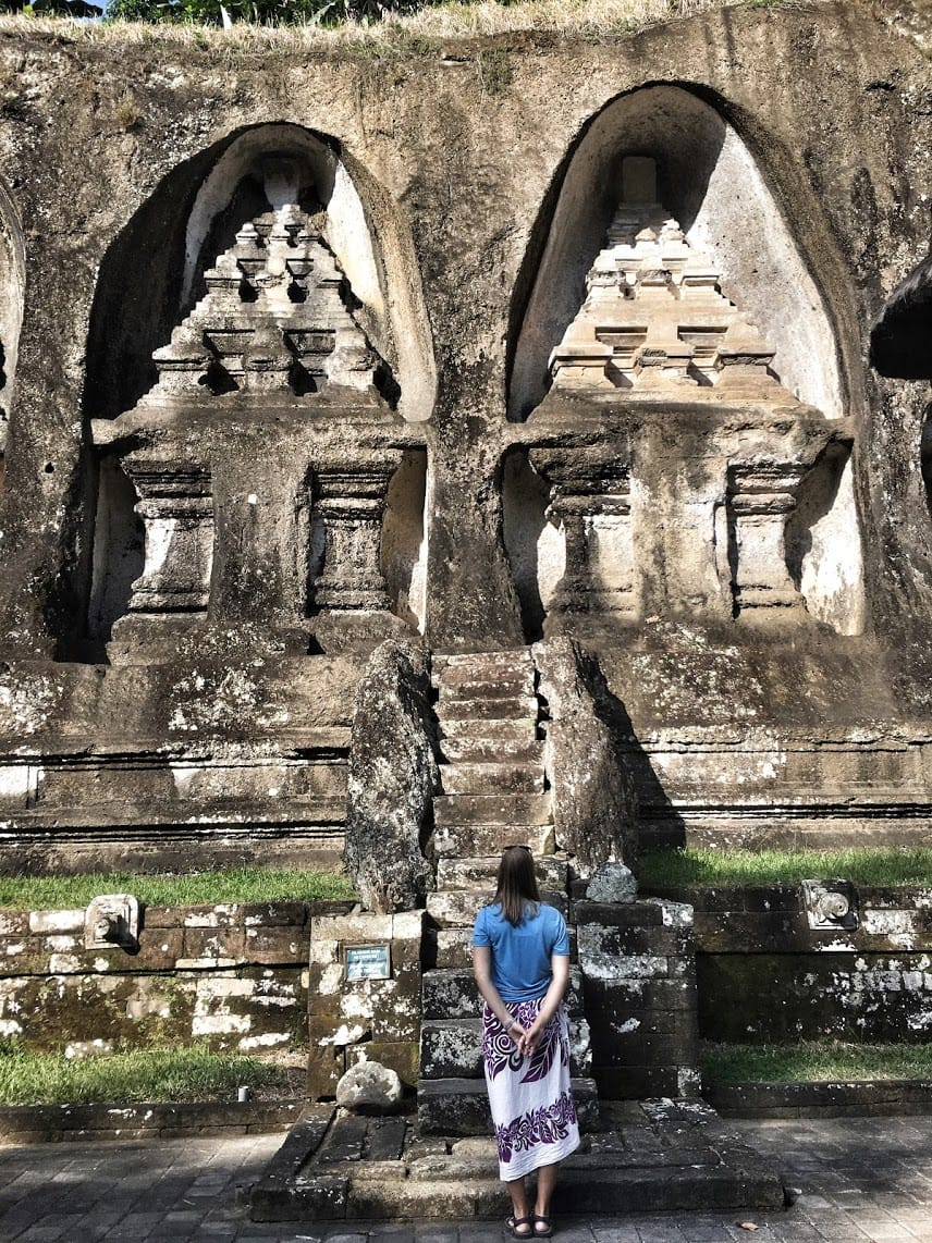 Alli of Life Is Meant For Exploring marveling at the shrines of Gunung Kawi temple