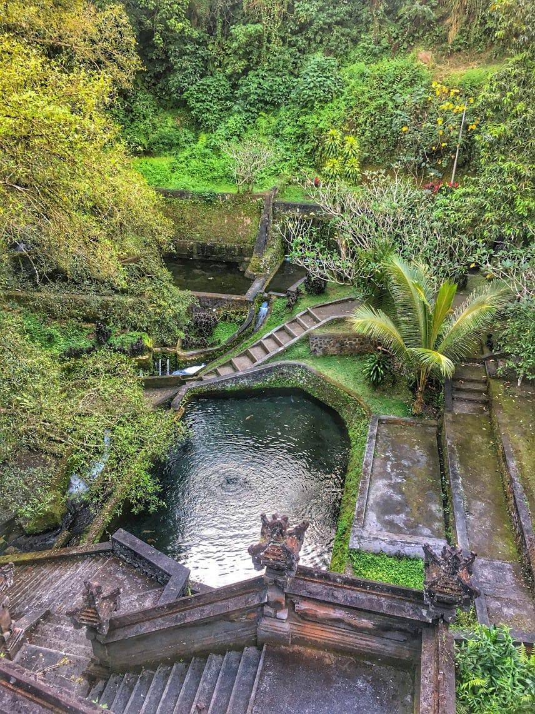 Pura Mengening in Tampak Siring, Bali