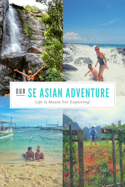 Pin to Pinterest to read all about our journey to SE Asia