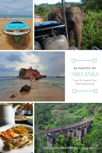 Pin to Pinterest to see 20 photos that'll inspire you to travel to Sri Lanka
