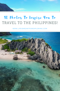 Pin to Pinterest to see 10 photos that'll inspire you to travel to the Philippines